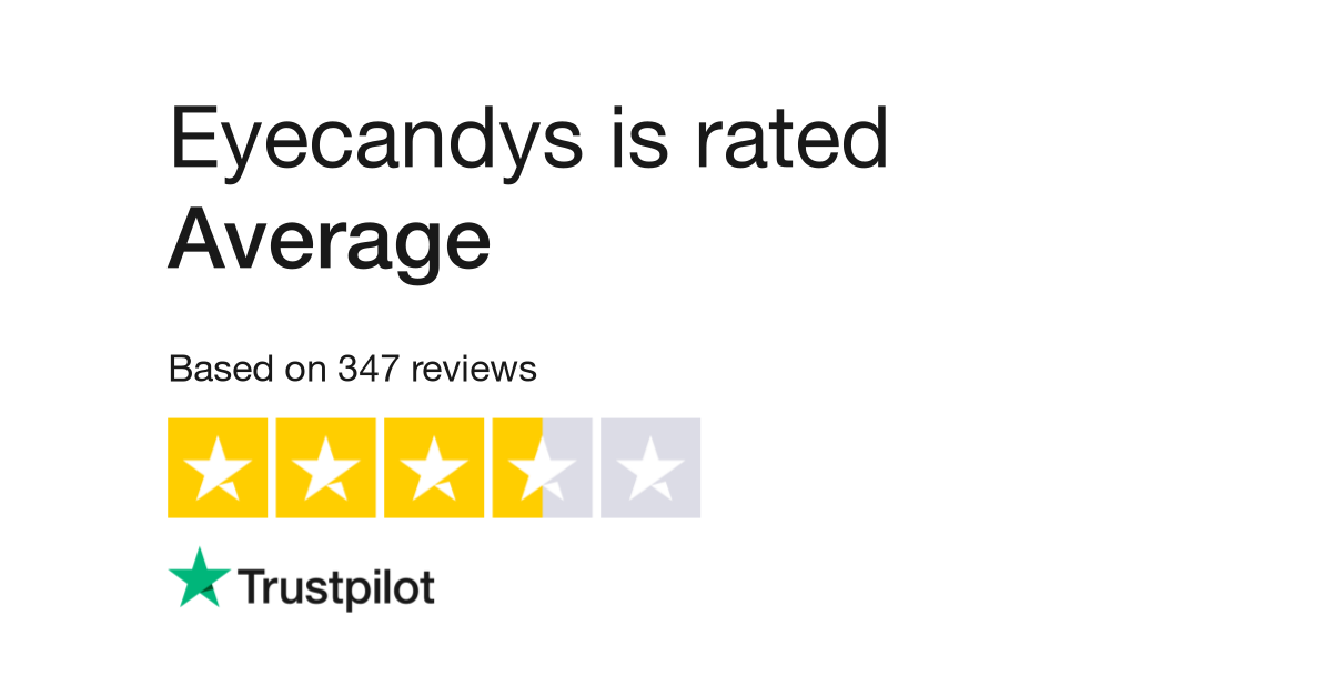 5921e423330 Eyecandys Reviews