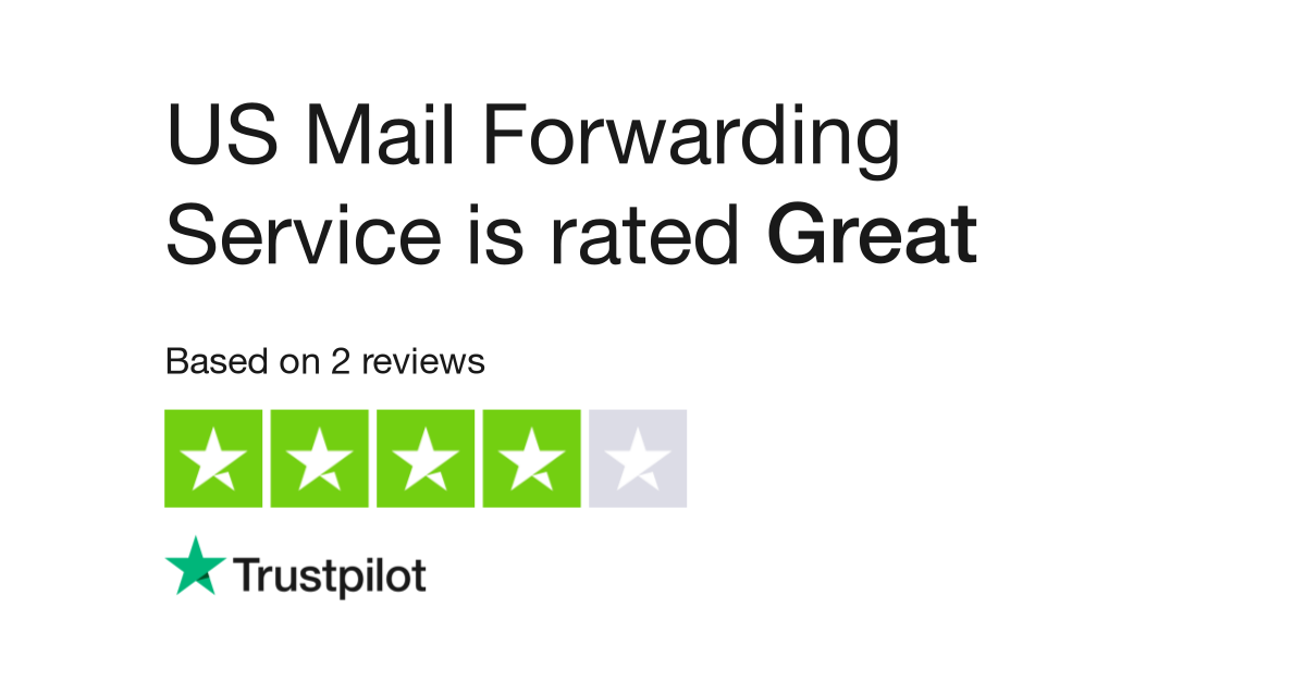 US Mail Forwarding Service Reviews | Read Customer Service