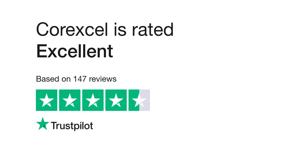 Corexcel Reviews   Read Customer Service Reviews of corexcel.com