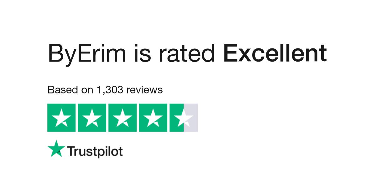 ByErim Reviews | Read Customer Service Reviews of byerim.com