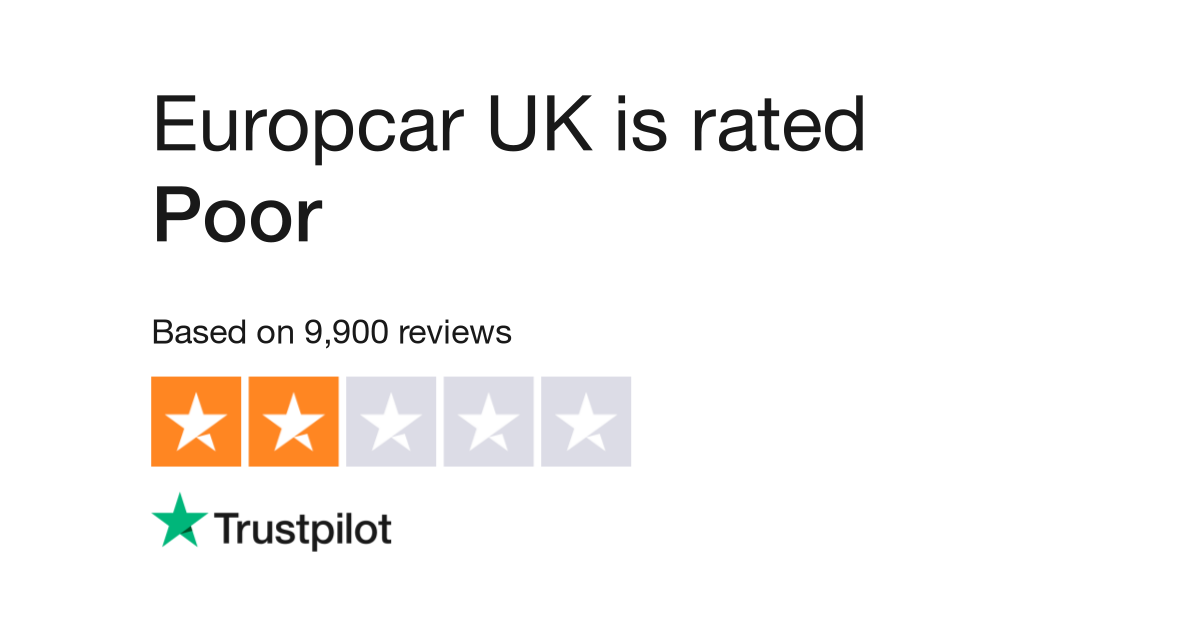 Europcar Uk Reviews Read Customer Service Reviews Of Www Europcar
