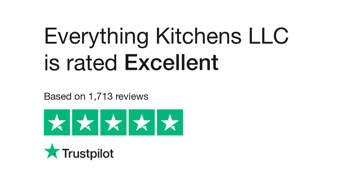 Everything Kitchens Llc Reviews Read Customer Service Of Everythingkitchens Com