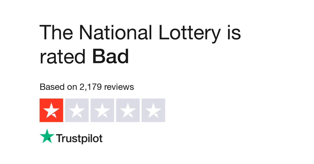 The National Lottery Reviews | Read Customer Service Reviews of www