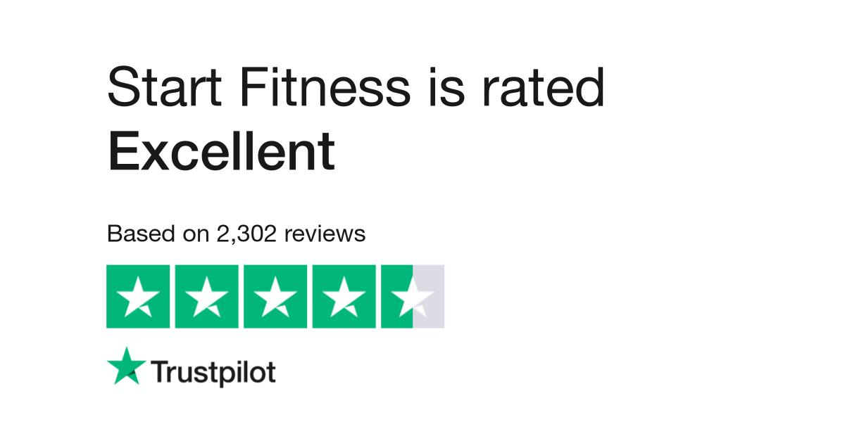 56df7db8f3b Start Fitness Reviews   Read Customer Service Reviews of www.startfitness .co.uk
