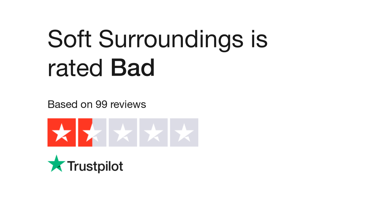 Soft Surroundings Reviews Read Customer Service Of Softsurroundings Com