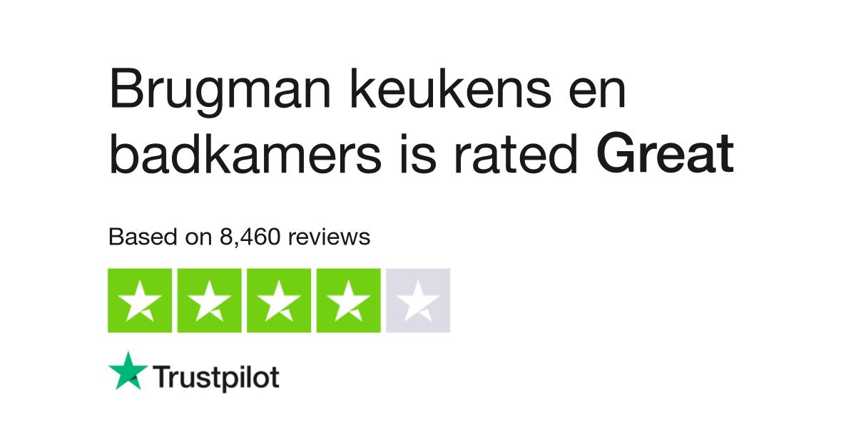 Brugman keukens en badkamers Reviews | Read Customer Service Reviews ...