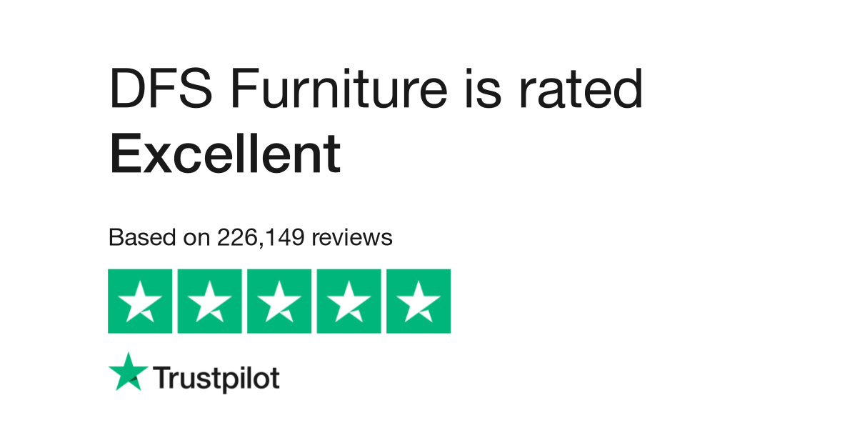 DFS Furniture Reviews