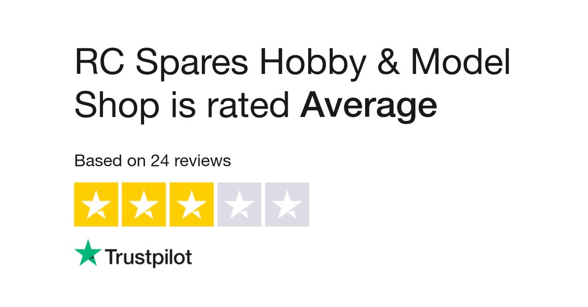 RC Spares Hobby & Model Shop Reviews   Read Customer Service Reviews