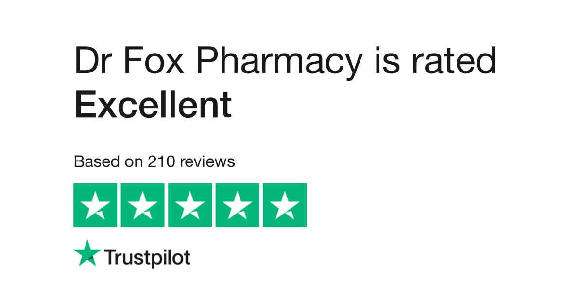 Dr Fox Reviews | Read Customer Service Reviews of www doctorfox co uk