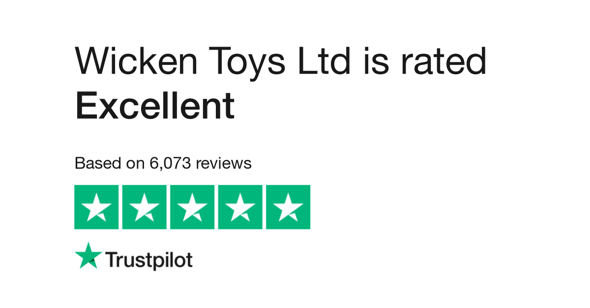 Wicken Toys Ltd Reviews | Read Customer Service Reviews of