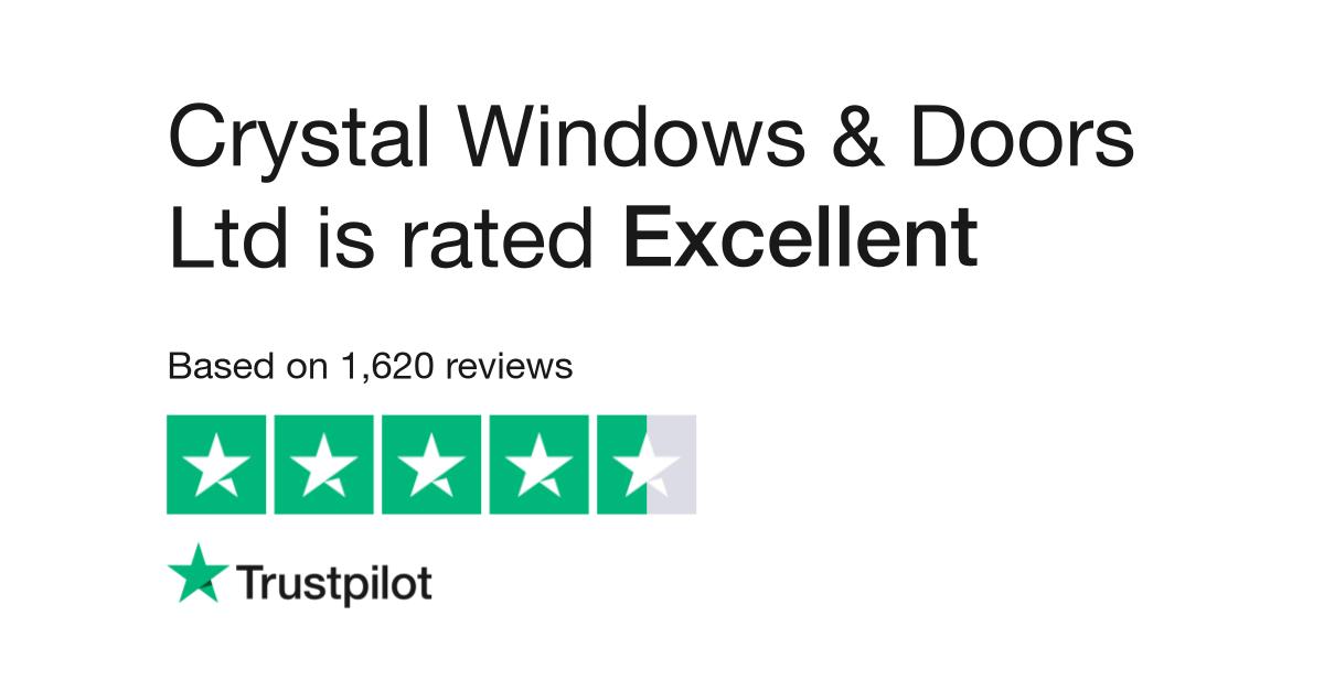 Crystal Windows Doors Ltd Reviews Read Customer Service Reviews Of Crystalwindows Co Uk
