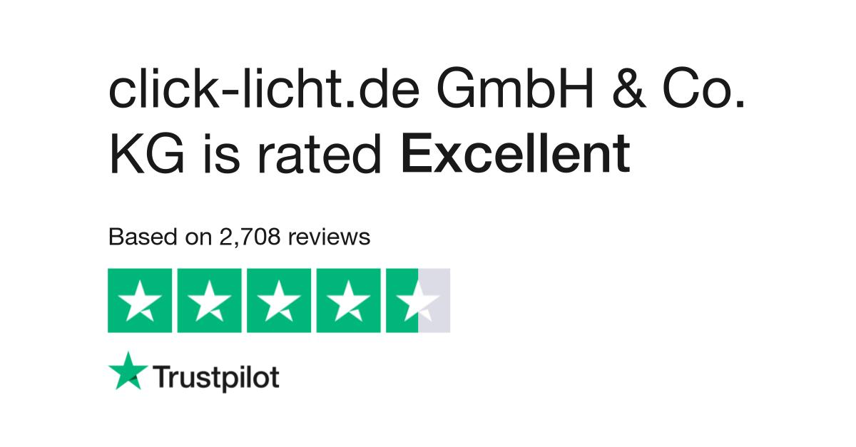Click Licht De Gmbh Co Kg Reviews Read Customer Service