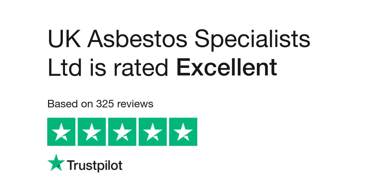 Uk Asbestos Specialists Ltd Reviews Read Customer Service Reviews