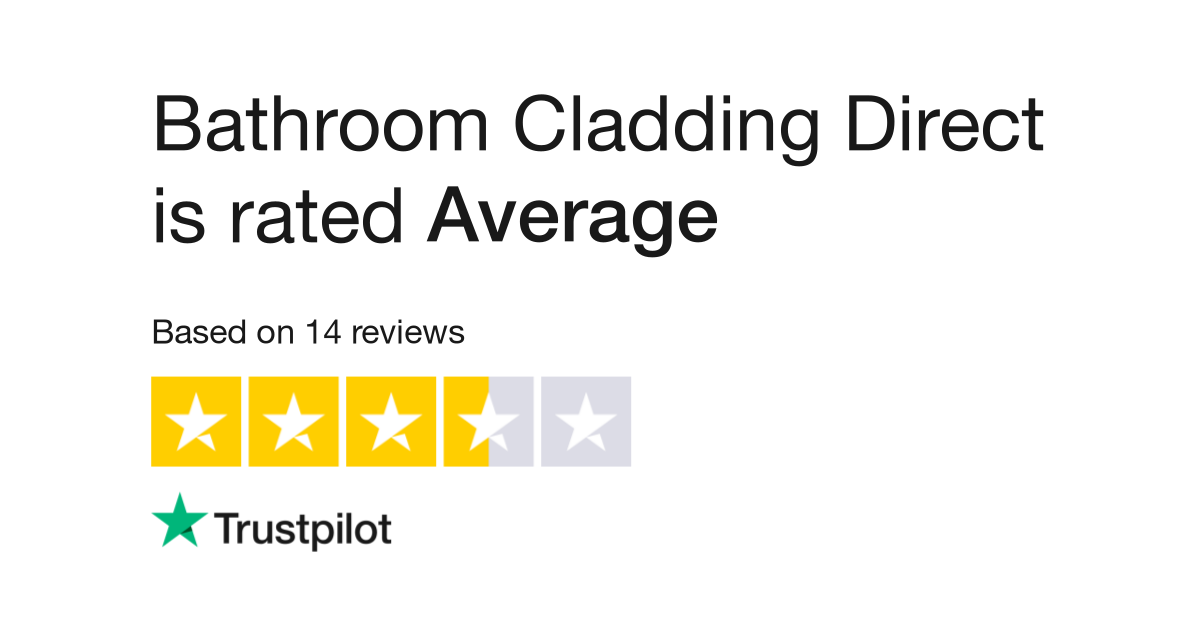 Bathroom Cladding Direct Reviews | Read Customer Service ...