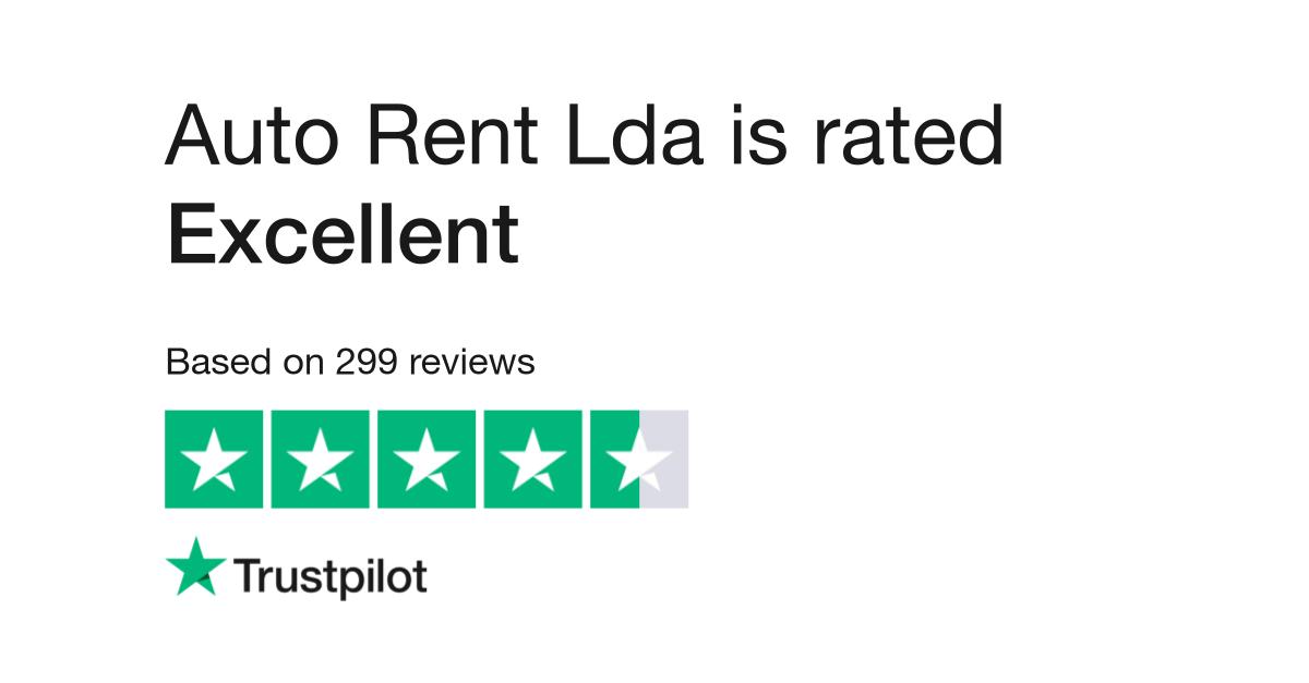 Auto Rent Lda Reviews Read Customer Service Reviews Of Autorent Pt