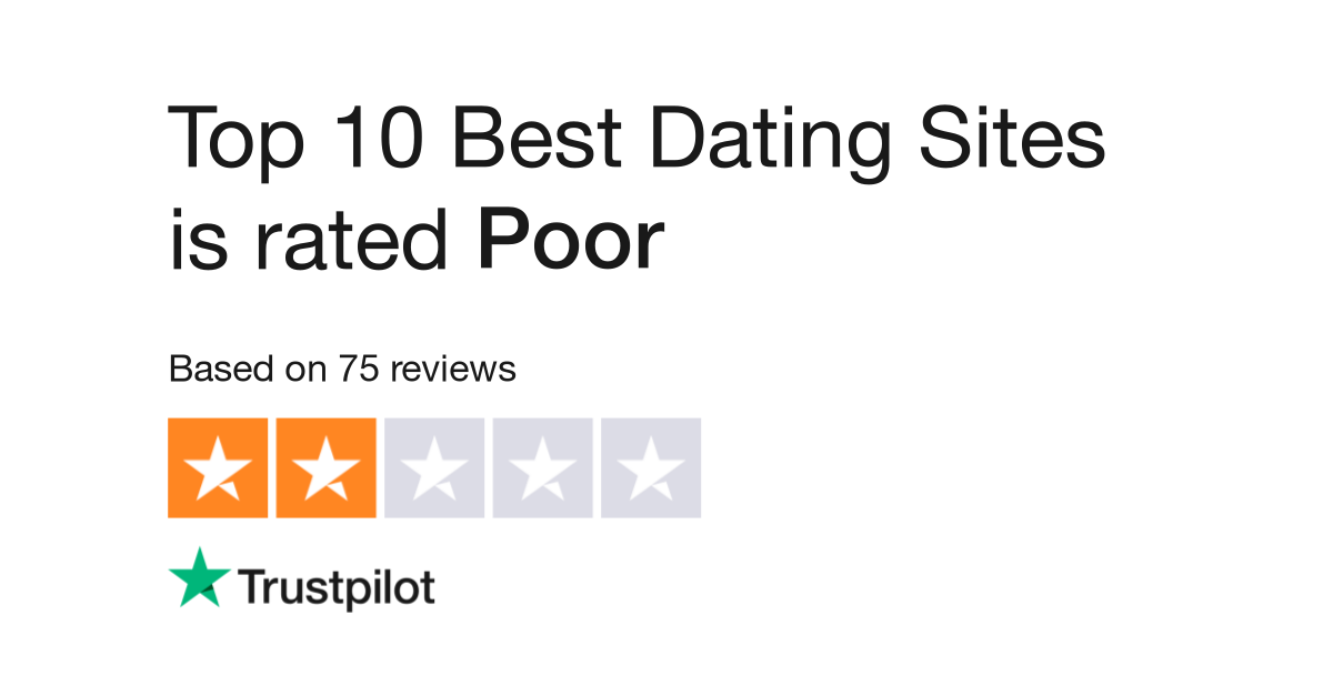 ranking of best dating sites