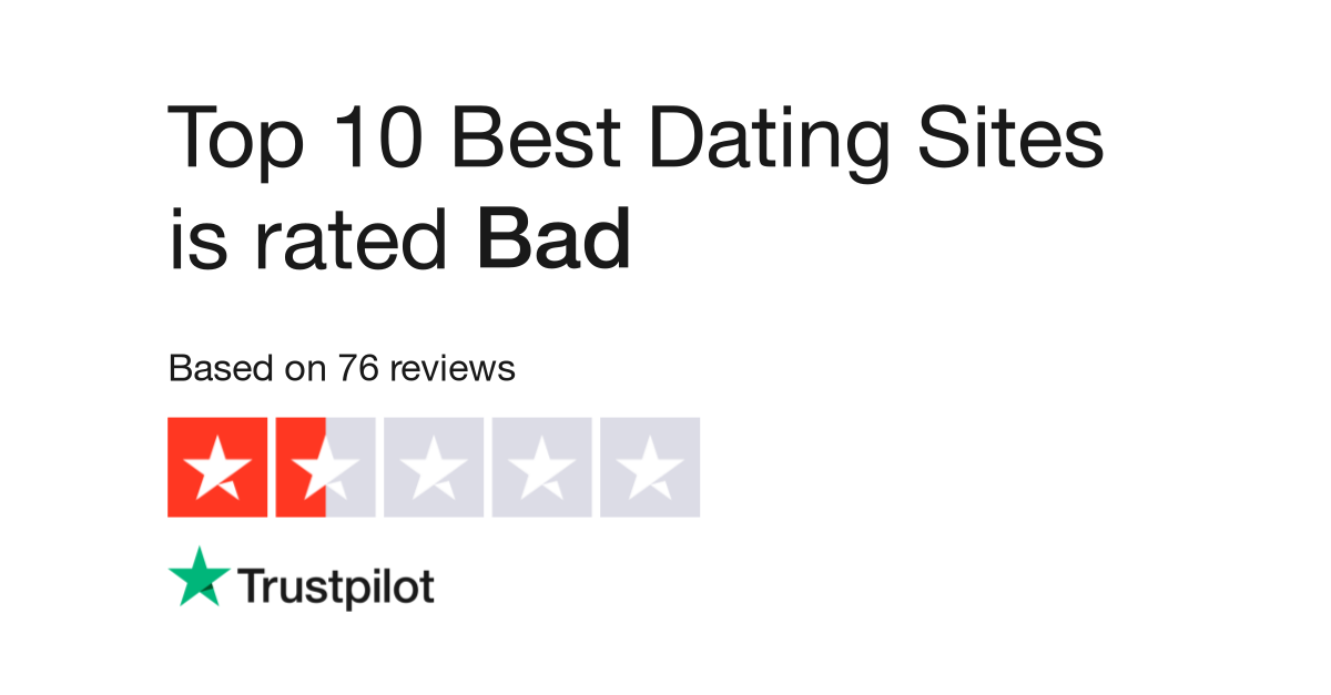 dating site trustpilot