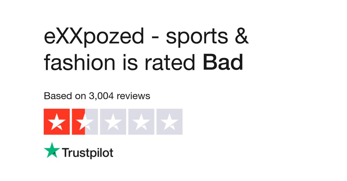 online store 537e5 2c0d0 eXXpozed - sports & fashion Reviews | Read Customer Service ...