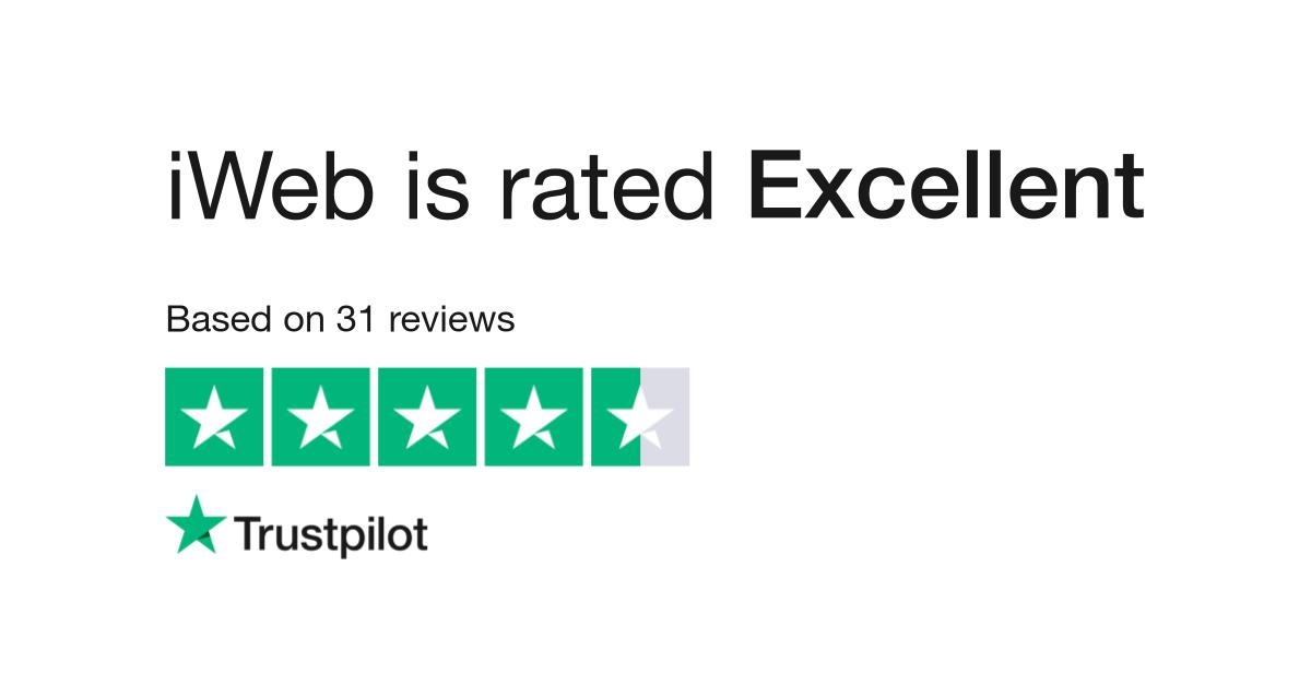 iWeb Reviews | Read Customer Service Reviews of iweb co uk