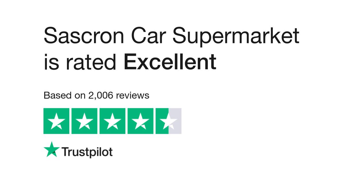 sascron car supermarket reviews read customer service. Black Bedroom Furniture Sets. Home Design Ideas