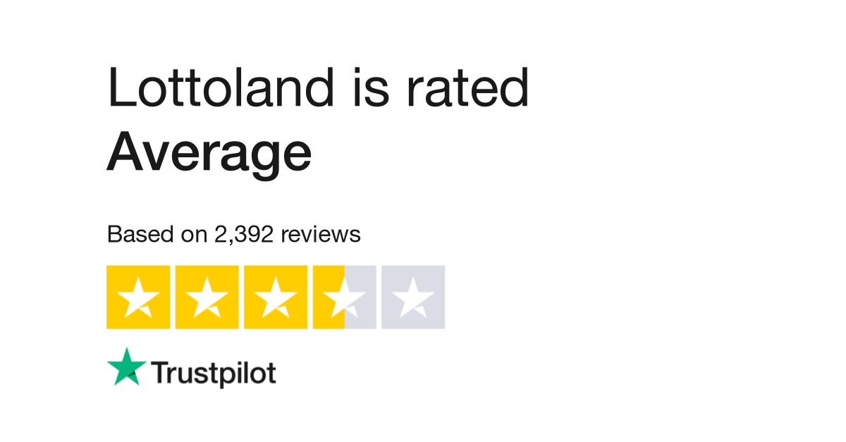 Lottoland Reviews | Read Customer Service Reviews of
