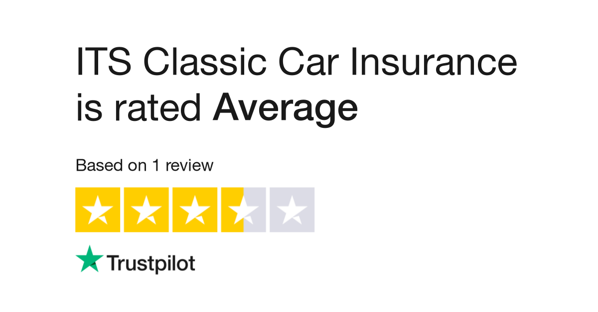 ITS Classic Car Insurance Reviews | Read Customer Service ...