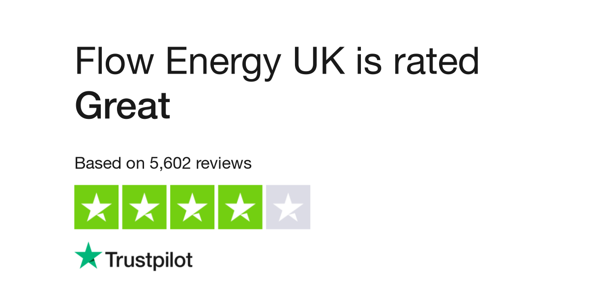 Flow Energy UK Reviews | Read Customer Service Reviews of