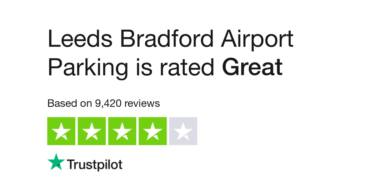 Leeds bradford airport parking reviews read customer service leeds bradford airport parking reviews read customer service reviews of leedsbradfordairport m4hsunfo