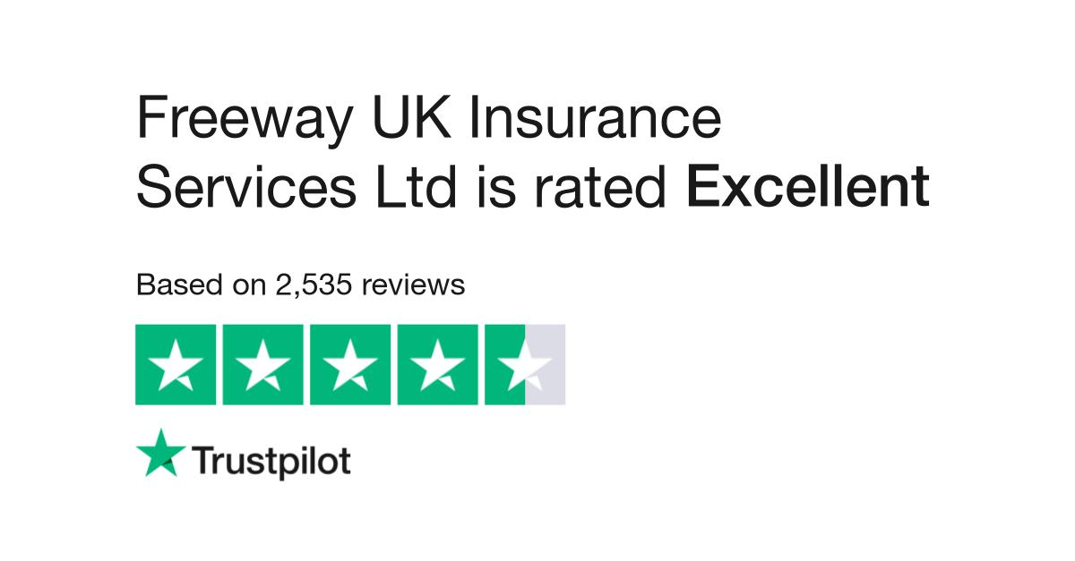 Freeway Insurance Services Reviews Read Customer Service Of Freewayinsurance Co Uk