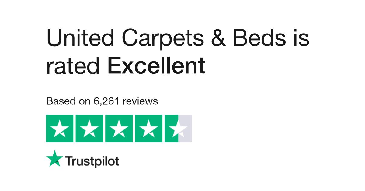 United Carpets & Beds Reviews | Read Customer Service Reviews of www.unitedcarpetsandbeds.com | 3 of 108