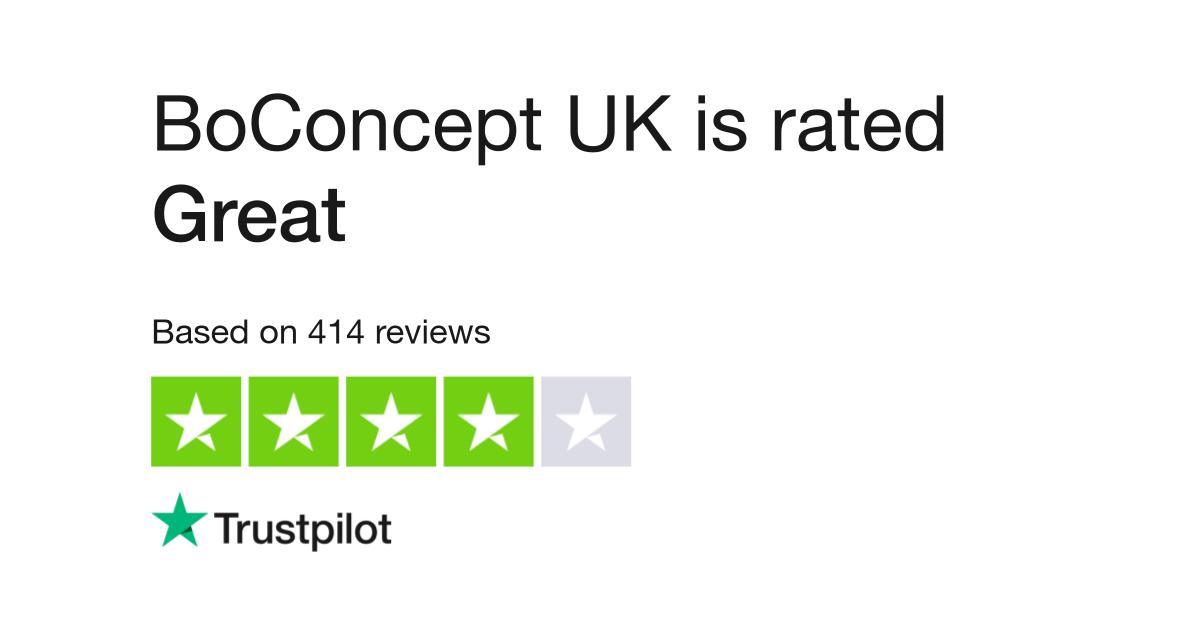 Ungdommelig BoConcept UK Reviews | Read Customer Service Reviews of boconcept AE-85