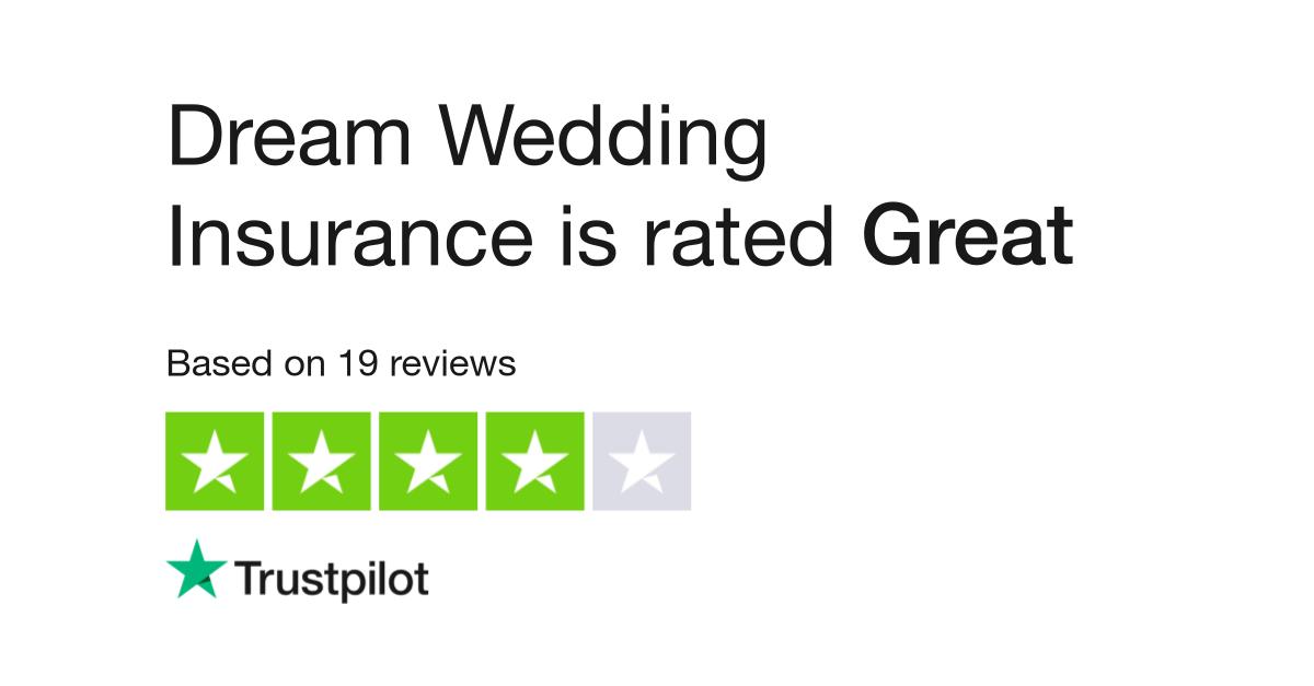 Dream Wedding Insurance Reviews