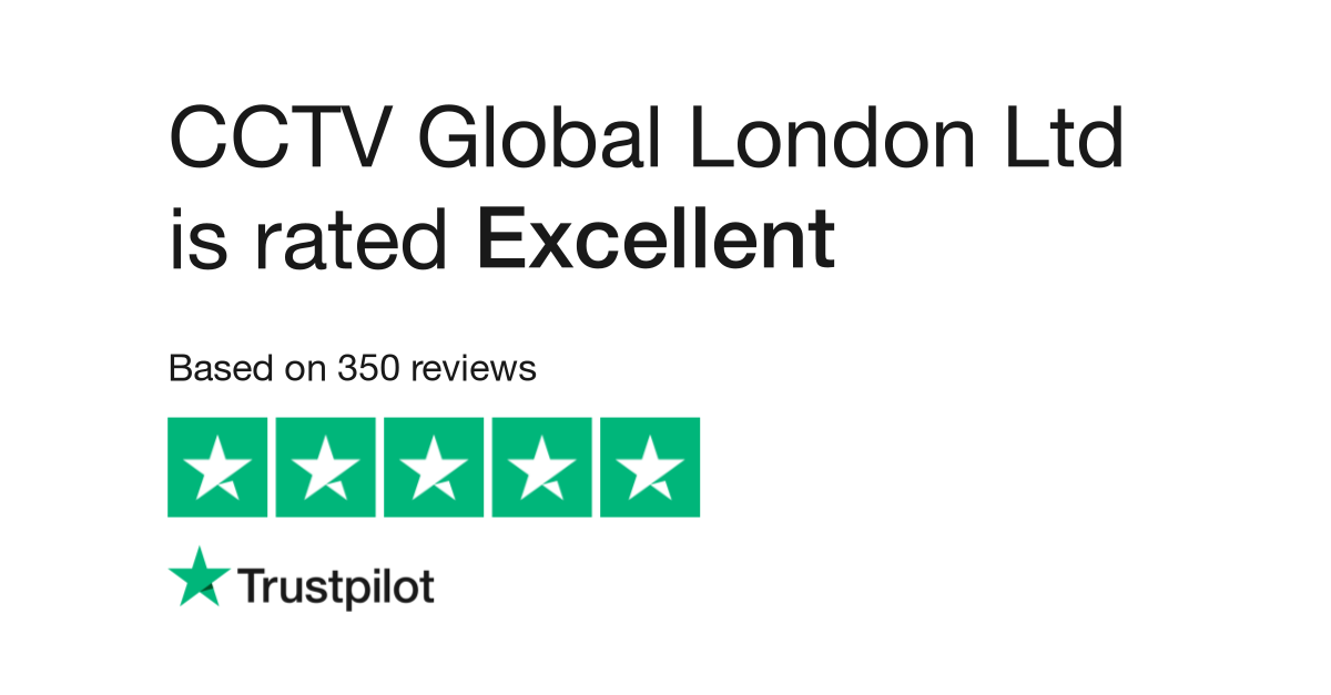 Cctv Global London Ltd Reviews Read Customer Service Reviews Of Cctv Global Co Uk