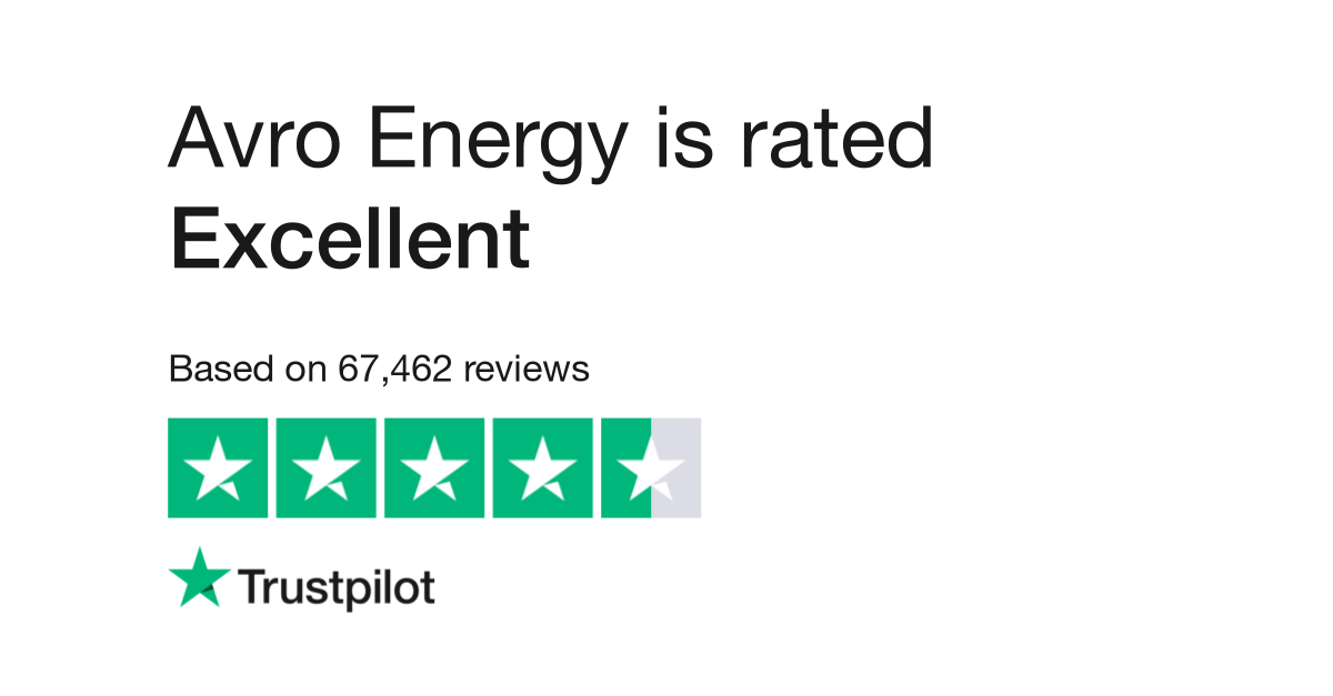 Avro Energy Reviews Read Customer Service Reviews Of Www