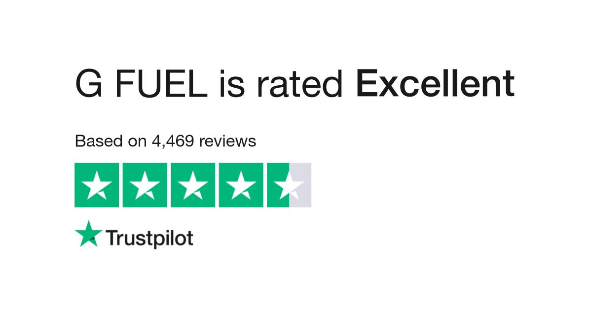 G FUEL Reviews | Read Customer Service Reviews of gfuel com