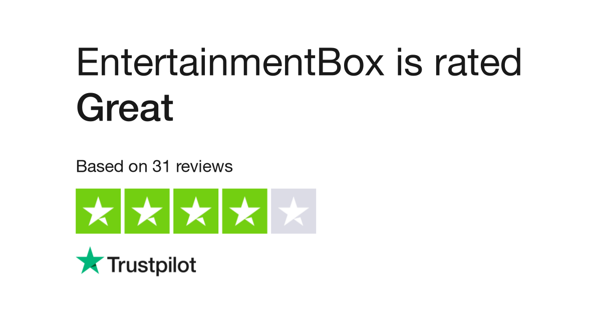 EntertainmentBox Reviews | Read Customer Service Reviews of