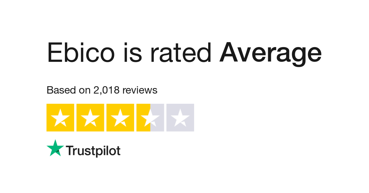 Ebico Reviews Read Customer Service Reviews Of Ebico Org Uk