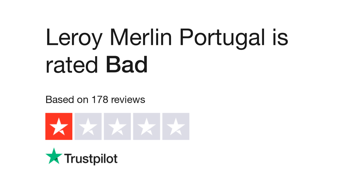 Leroy Merlin Portugal Reviews Read Customer Service