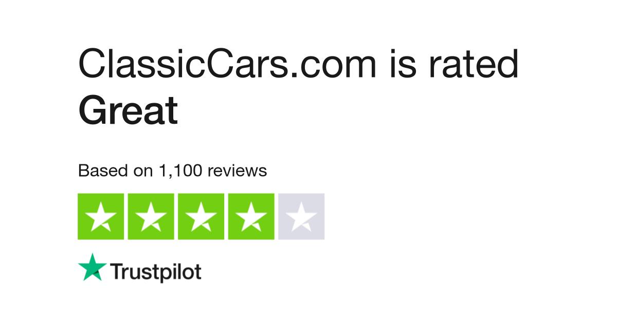ClassicCars.com Reviews | Read Customer Service Reviews of ...