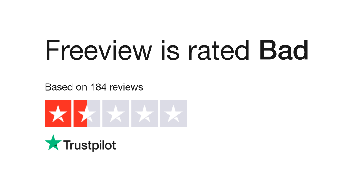 Freeview Reviews   Read Customer Service Reviews of www