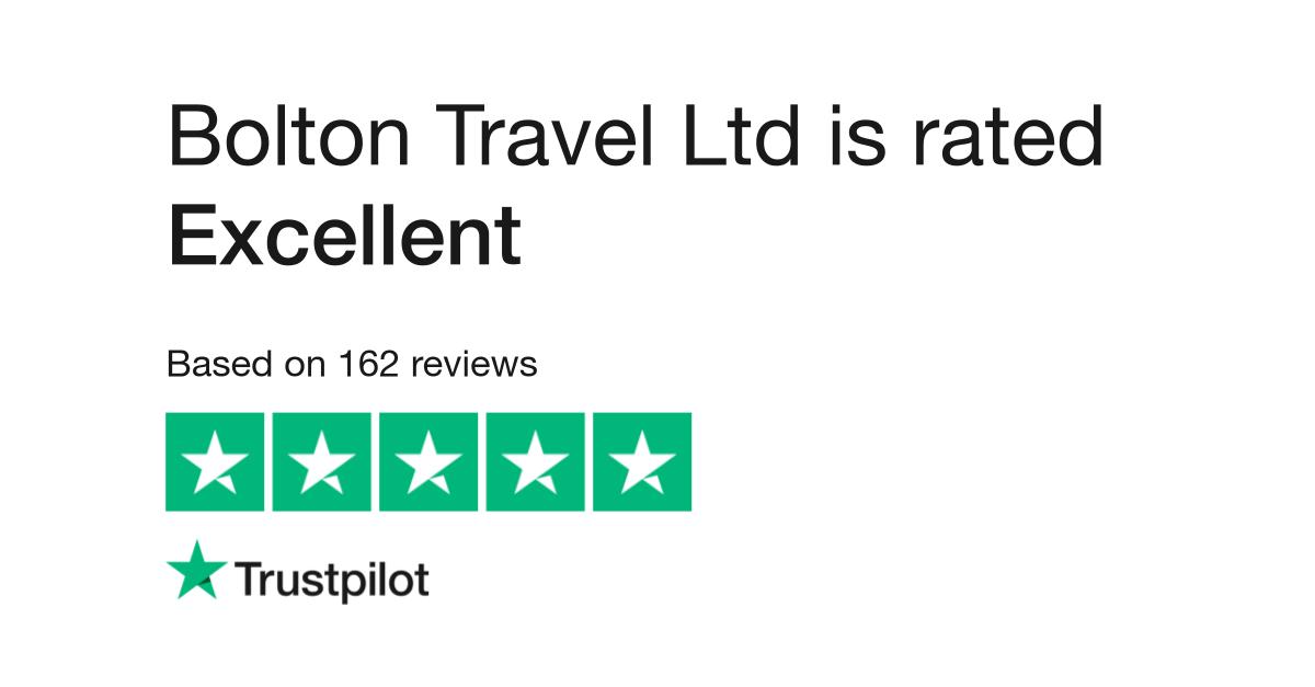 Bolton Travel Ltd Reviews | Read Customer Service Reviews of