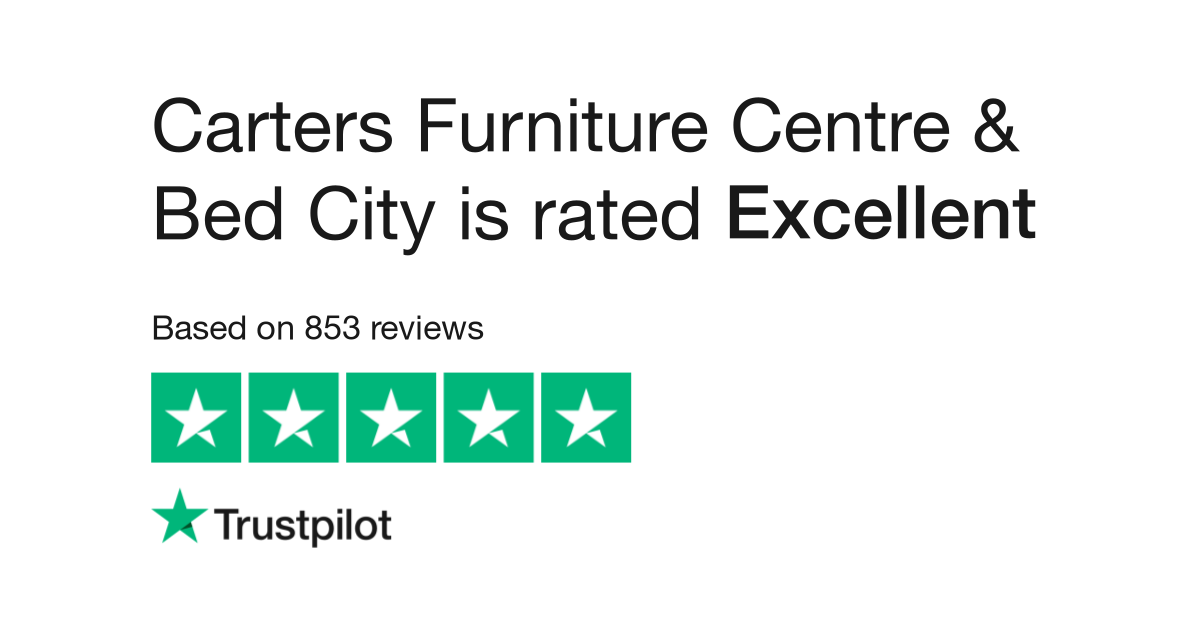 Carters Furniture Centre Bed City Reviews Read Customer Service