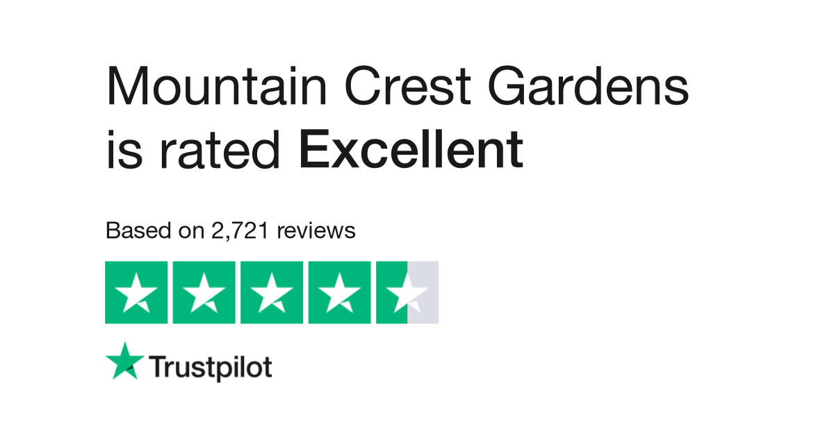 Mountain Crest Gardens Reviews | Read Customer Service Reviews of ...