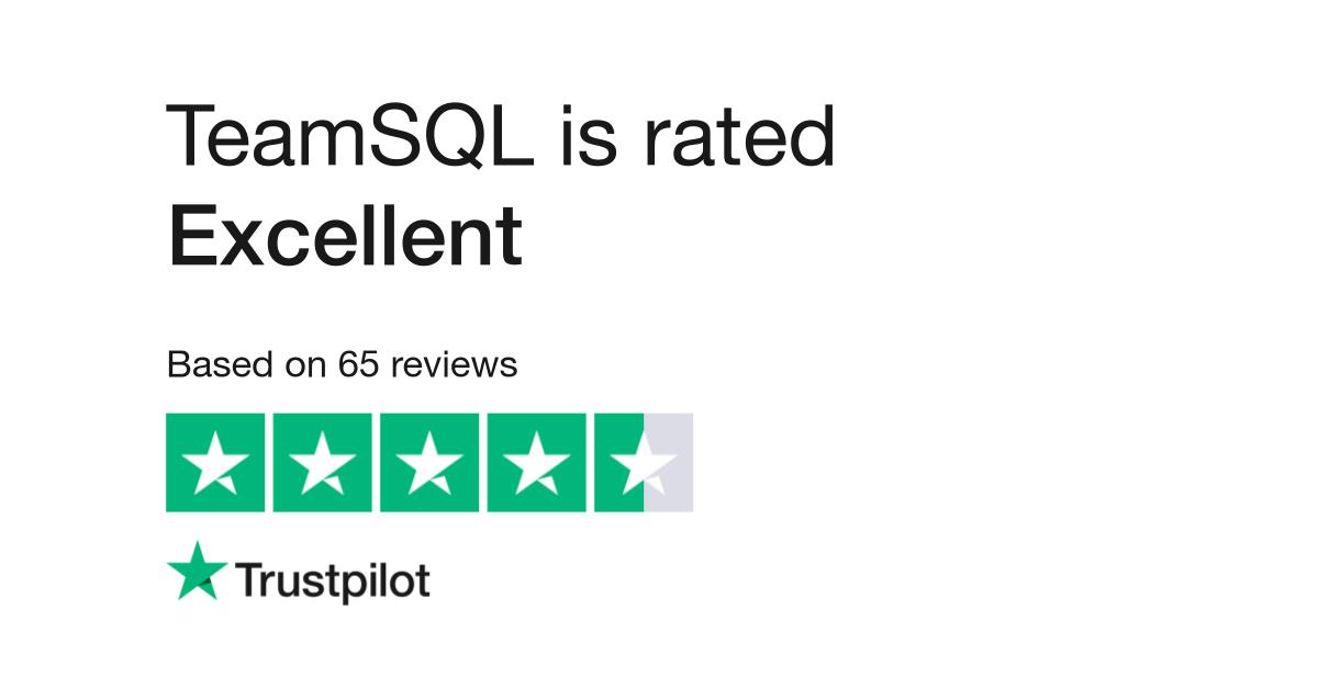 TeamSQL Reviews | Read Customer Service Reviews of teamsql io