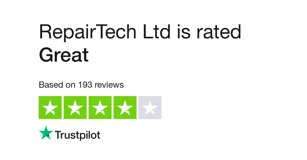 Repairtech Reviews | Read Customer Service Reviews of
