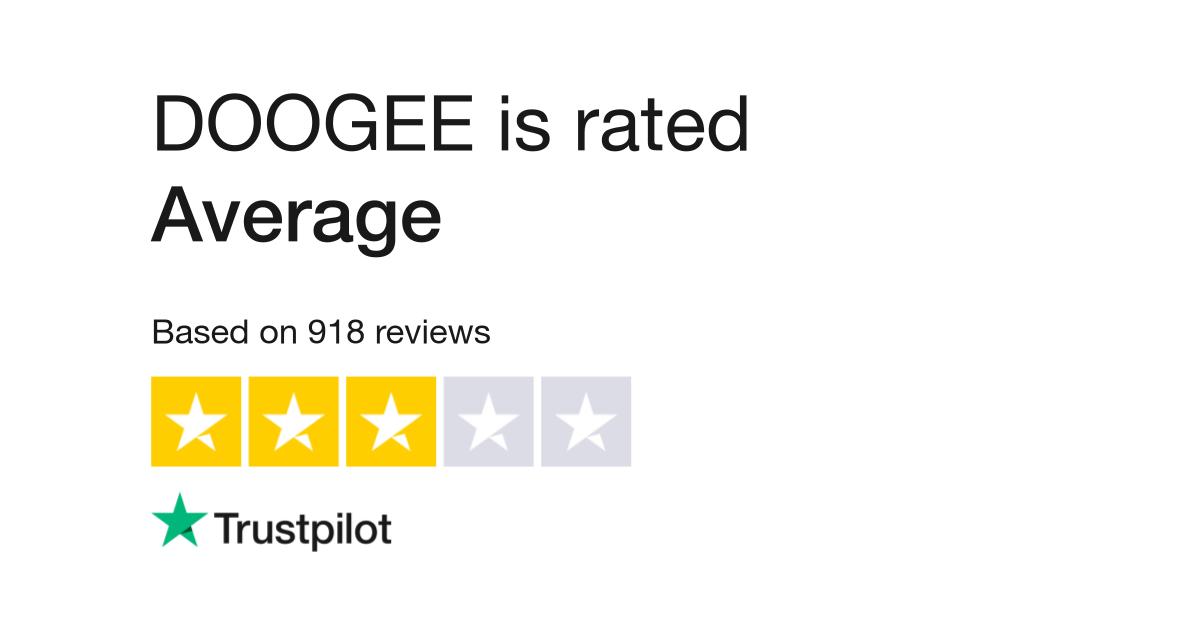 DOOGEE Reviews | Read Customer Service Reviews of www doogee cc