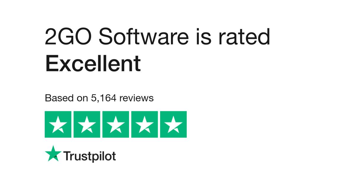 2GO Software Reviews | Read Customer Service Reviews of 2gosoftware