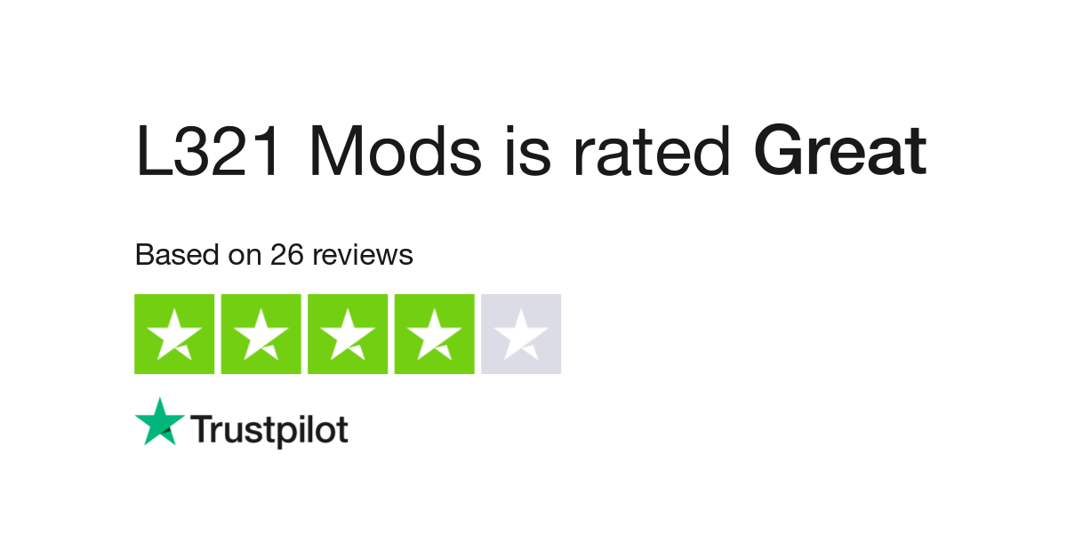L321mods Reviews | Read Customer Service Reviews of l321mods com