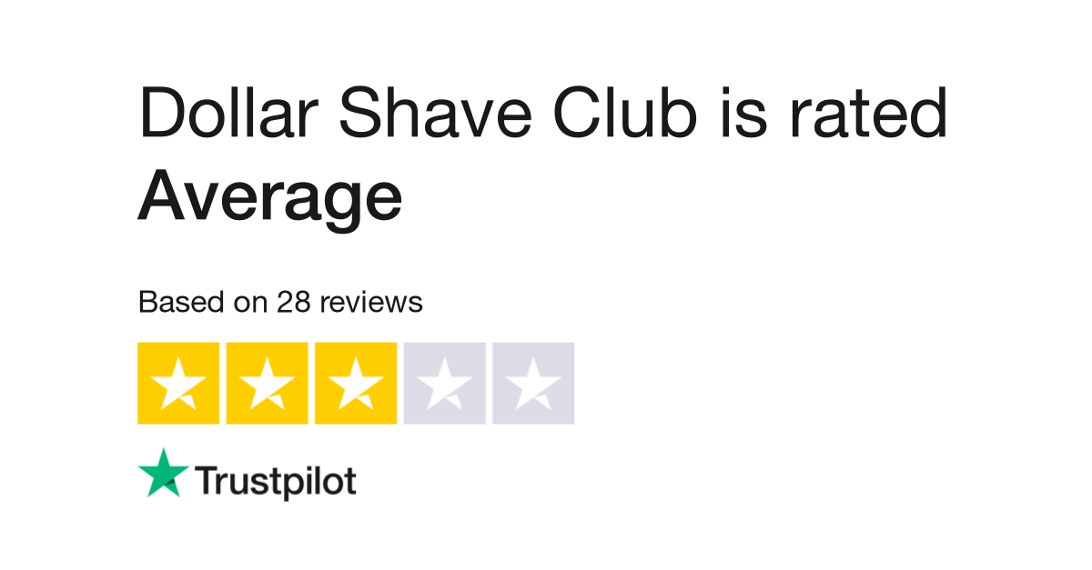 Dollar Shave Club Reviews | Read Customer Service Reviews of
