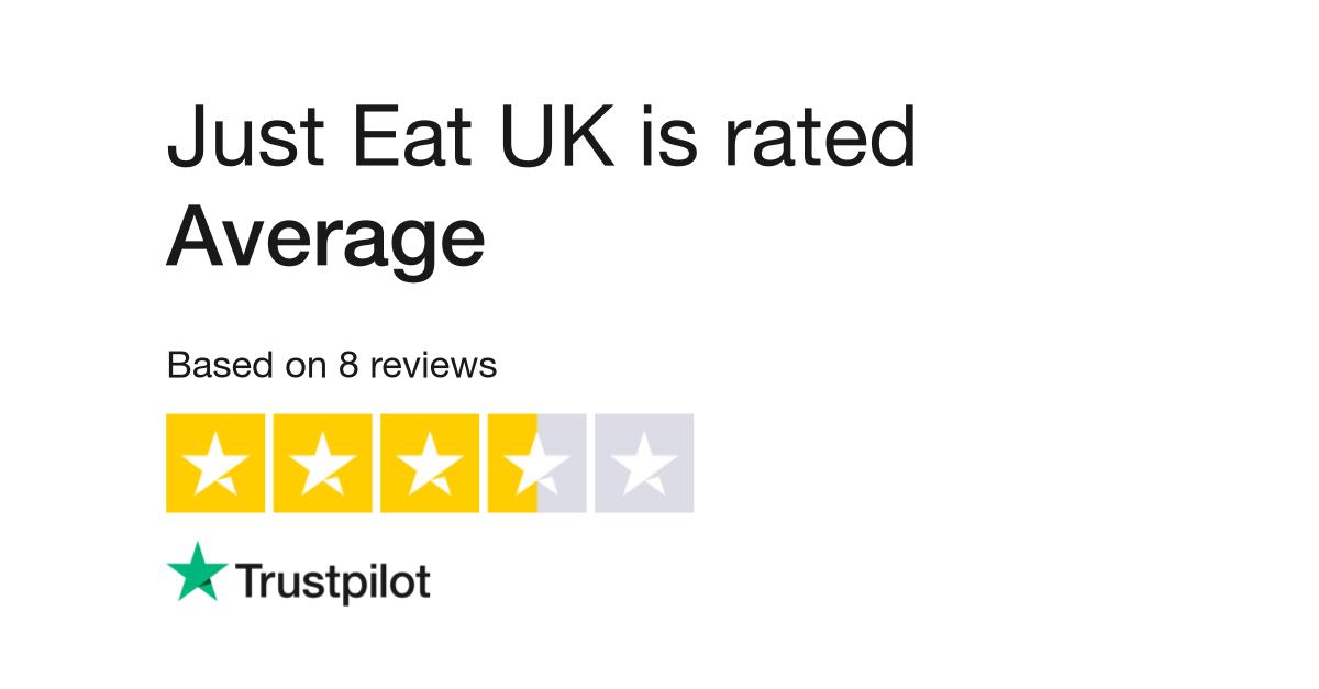 Just Eat Uk Reviews Read Customer Service Reviews Of Print